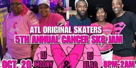 ATL Original Skaters 5th Annual Cancer Skate Jam  tickets