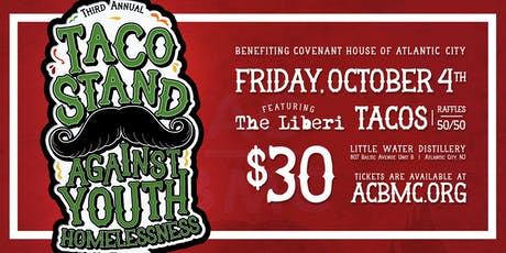 Third Annual Taco Stand Against Youth Homelessness tickets