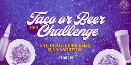 Taco or Beer Challenge for NYAAF tickets
