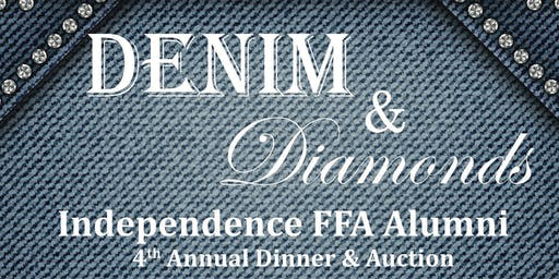 Denim and Diamonds  - 4th Annual Dinner &  Auction