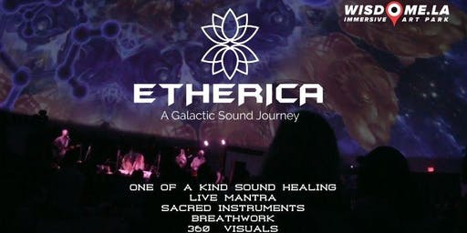 ETHERICA: A Galactic Sound Journey (Thurs, Sept 19th & Sun, Sept 29th)