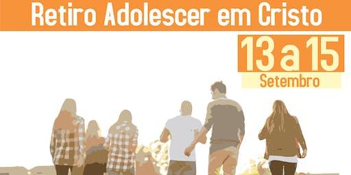 Retiro - Adolescer em Cristo