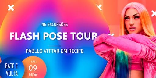 N6 Excursões: Pabllo Vittar em Recife