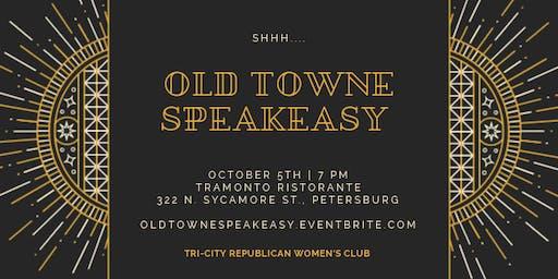 Old Towne Speakeasy