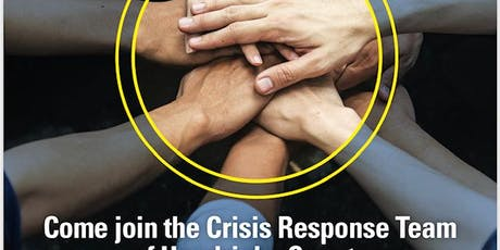 Hendricks County Crisis Response Team Steering Committee Meeting tickets