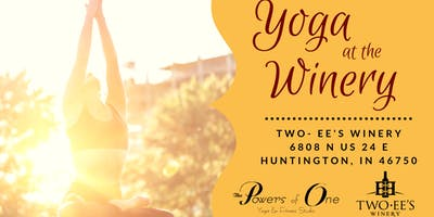 Yoga at the Winery - September 2019