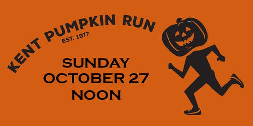 43rd Annual Kent Pumpkin Run