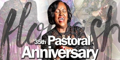 35th Pastoral Anniversary tickets