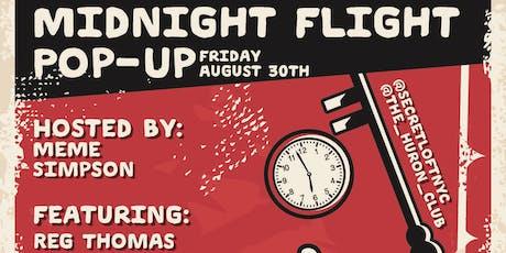 Midnight Flight Pop-Up tickets