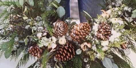 SOLD OUT! Holiday Wreaths at Aftermath