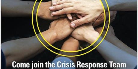 Hendricks County Crisis Response Team Meeting tickets