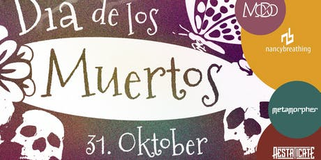 "This is Halloween - ""Dia de los Muertos"" Tickets"
