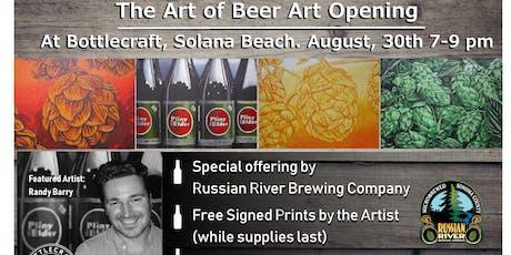 Art of Beer: Art Opening  tickets