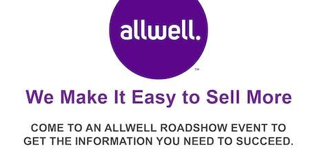 Allwell 2020 Benefits Roadshow tickets