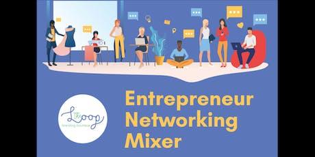 Entrepreneurship Networking Mixer! tickets