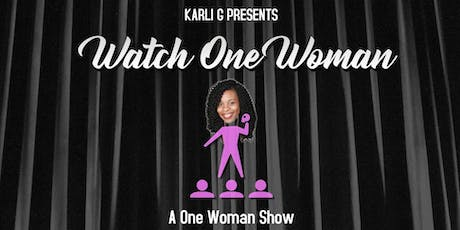 Watch One Woman tickets