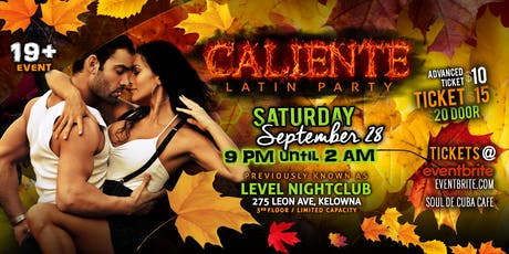 Caliente Falling Into Fall tickets