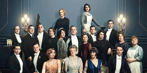 Downton Abbey Movie Party at The Regal Youghal, in aid of Make-A-Wish