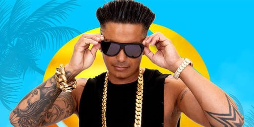 PAULY D LIVE **POOL PARTY** Drais Beach Club - Rooftop Day Party