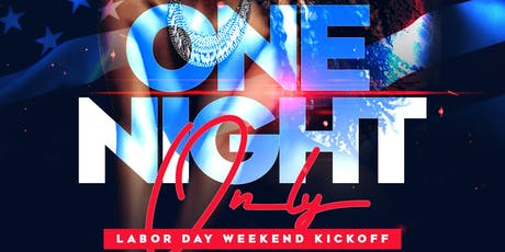 3WayMg Presents One Night Only with Dj Advance {LaborDay Weekend} tickets