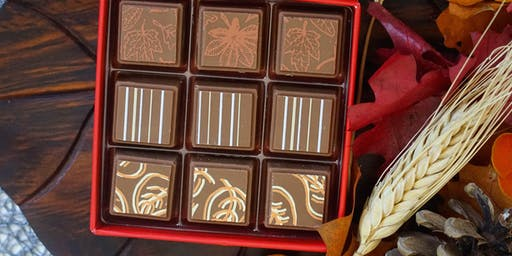 Autumn Harvest: Chocolate Tasting