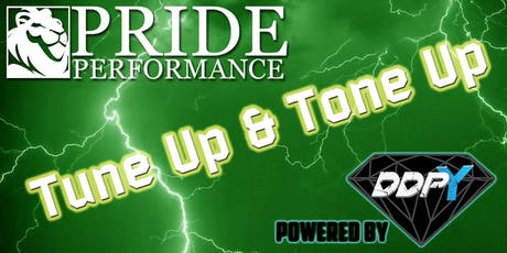 Pride Performance DDP Yoga  - Tune Up & Tone Up Class tickets
