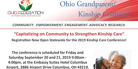 Ohio Statewide Kinship Conference 2019 tickets