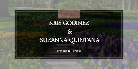 We Need to Talk with Kris Godinez & Suzanna Quintana Live! - Reno tickets