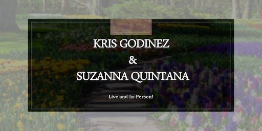 We Need to Talk with Kris Godinez & Suzanna Quintana Live! - Reno