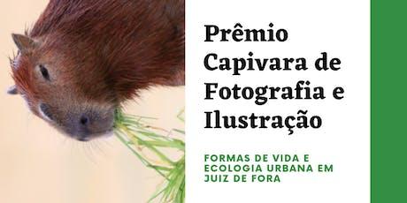 Prêmio Capivara de Fotografia e Ilustração Científica ingressos