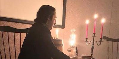 Edgar Allan Poe at Fort Necessity NB