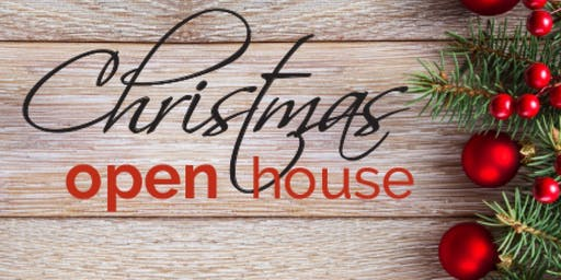Family Event - Christmas Open House at BFG