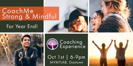 CoachMe Strong & Mindful For Year End! tickets