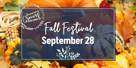 Harmony Grove Fall Festival tickets