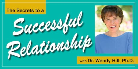 The Secrets to a Successful Relationship tickets