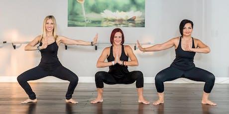 Buti Yoga tickets