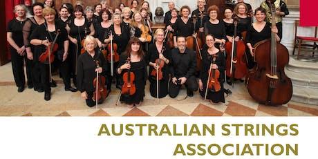 Concert - Austa Strings Association - Orchestre à Cordes billets