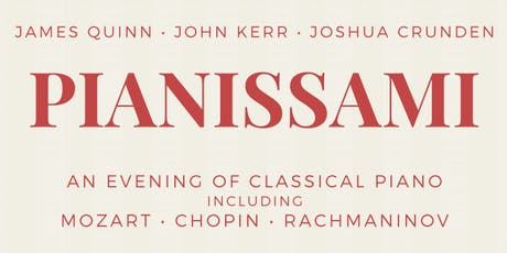 Pianissami | An evening of classical piano tickets