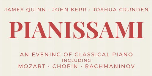 Pianissami | An evening of classical piano