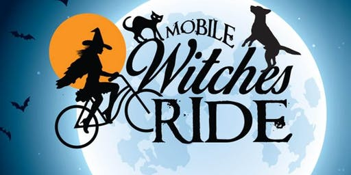 2019 Mobile Witches Ride