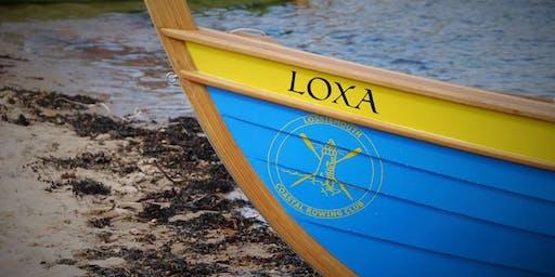 Monday Evening Rowing