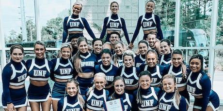 UNF Cheerleading Fall Youth Clinic tickets