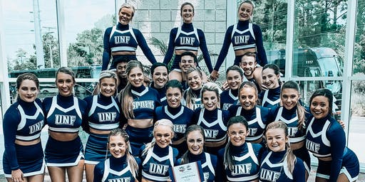 UNF Cheerleading Fall Youth Clinic