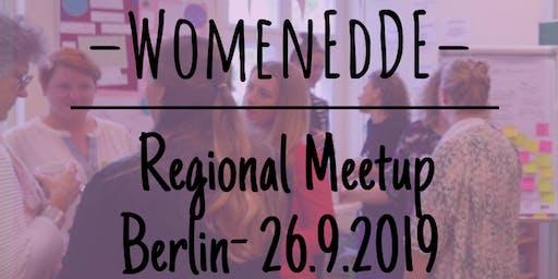 WomenEdDE Berlin Regional Meeting- Focus on Confidence