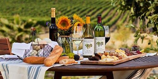 Harvest & Grgich Hills Wine Dinner