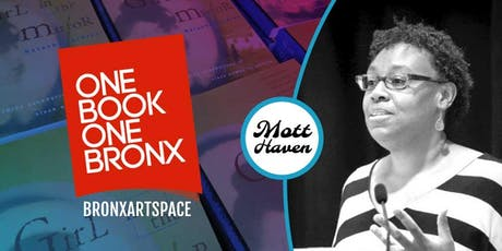 One Book One Bronx: Girl in the Mirror at BronxArtSpace (Book Club) tickets