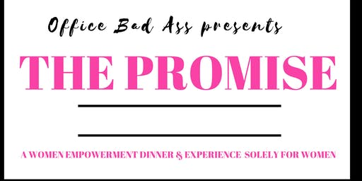 The Promise Dinner -A Special Evening Appreciating Women