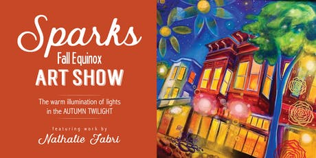 SPARKS, Fall Art Show tickets