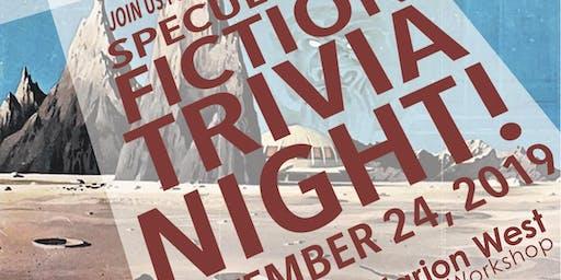 Speculative Fiction Trivia Night