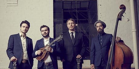 The Slocan Ramblers with Adrian+Meredith tickets